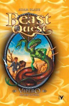 Vipero, ještěří stvůra, Beast Quest (10) - Adam Blade