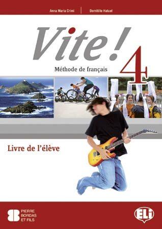 VITE! 4 - učebnice - Kolektiv