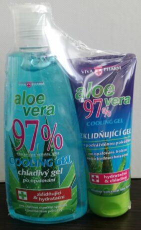 Vivaco dárková sada - Aloe vera