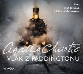 Vlak z Paddingtonu - Agatha Christie