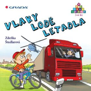Vlaky - lodě - letadla - Zdeňka Študlarová - e-kniha