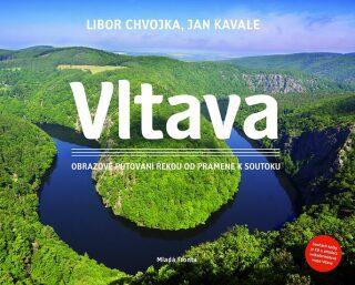 Vltava + CD - Jan Kavale, Libor Chvojka