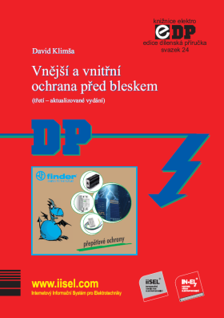 Vnější a vnitřní ochrana před bleskem - David Klimša - e-kniha