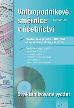 Vnitropodnikové směrnice v účetnictví - František Louša