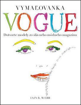 Vogue vymaľovanka - Iain R. Webb