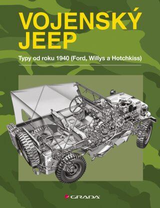 Vojenský jeep - Pat Ware