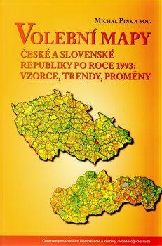 Volební mapy České a Slovenské republiky po roce 1993 - Michal Pink