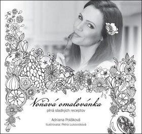 Voňavá omaľovánka - Adriana Poláková