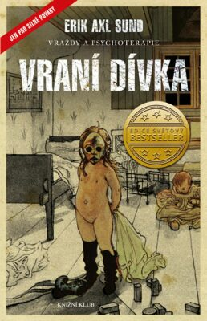 Vraní dívka - Erik Axl Sund