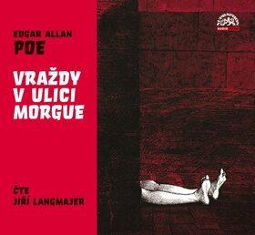 Vraždy v ulici Morgue - Edgar Allan Poe