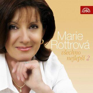 Všechno nejlepší 2 - CD - Marie Rottrová