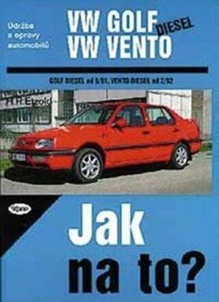 VW Golf III/VW Vento diesel - 9/91 - 12/98 - Jak na to? - 20. - Etzold Hans-Rudiger Dr.