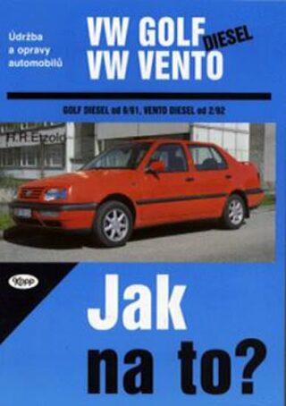 VW Golf diesel od 9/91 - Hans-Rüdiger Etzold