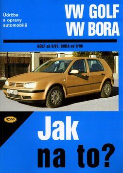 VW Golf od 9/97, VW Bora od 9/98 - Hans-Rüdiger Etzold