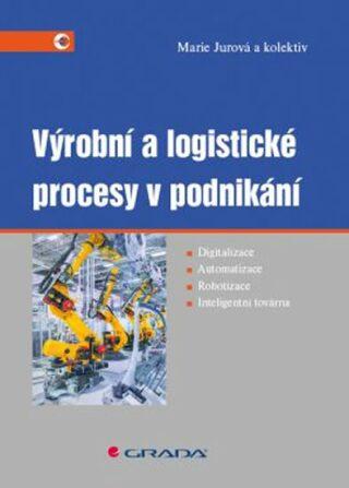 Výrobní a logistické procesy v podnikání - Marie Jurová