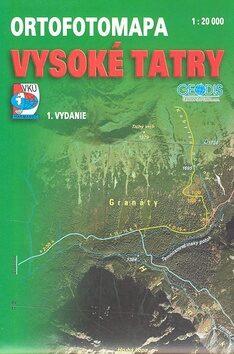 Vysoké Tatry 1 : 20 000 -