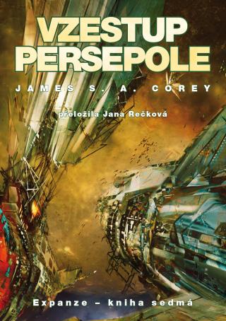 Vzestup Persepole - James S. A. Corey - e-kniha