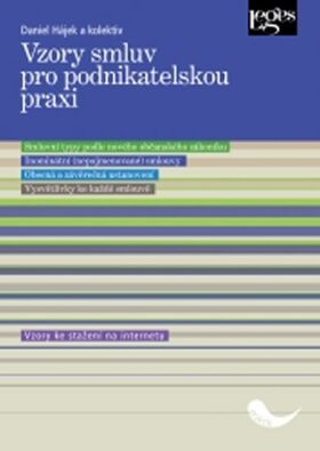 Vzory smluv pro podnikatelskou praxi - Daniel Hájek