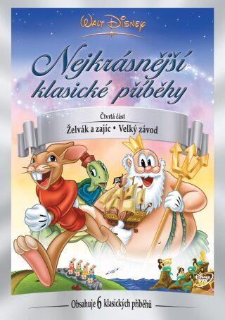 Walt Disney: Nejkrásnější klasické příběhy 4. DVD - DVD