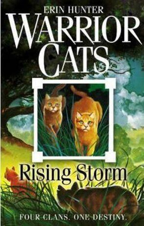 Warrior Cats: Rising Storm - Erin Hunterová