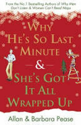 Why He´s So Last Minute & She´s Got it All Wrapped Up - Allan a Barbara Peasovi