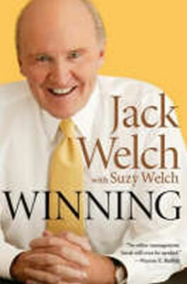 Winning: The Ultimate Business How-to Book - Suzy Welch, Jack Welch
