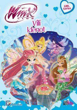 Winx Girl Series Vílí klenot - Iginio Straffi