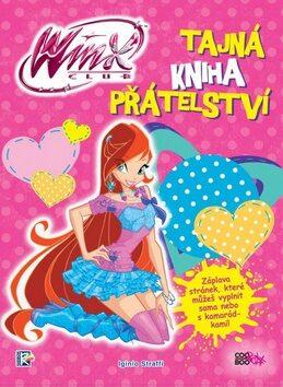 Winx - Tajná kniha přátelství - Iginio Straffi