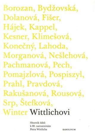 Wittlichovi - Marie Rakušanová