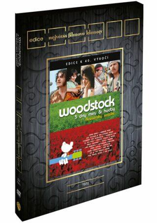 Woodstock - Edice Filmové klenoty - DVD