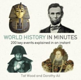 World History in Minutes: 200 Key Concepts Explained in an Instant - Paul Glendinning