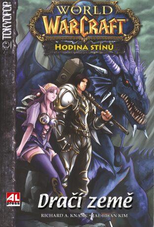 World  of Warcraft - Dračí země - Richard A. Knaak, Jae-Hwan Kim