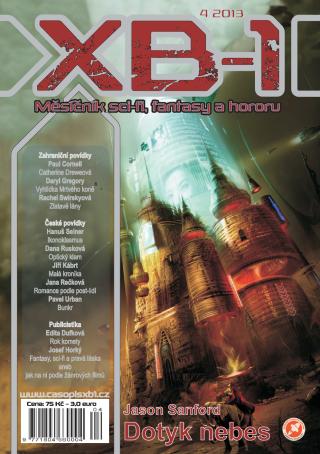 XB-1 2013/04 - Redakce XB-1 - e-kniha