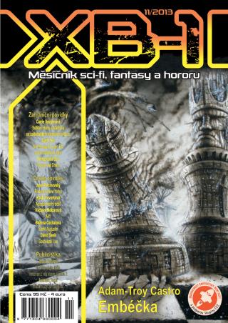 XB-1 2013/11 - Redakce XB-1 - e-kniha
