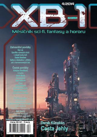 XB-1 2014/04 - Redakce XB-1 - e-kniha