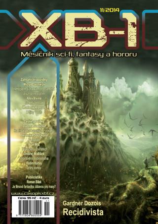 XB-1 2014/11 - Redakce XB-1 - e-kniha