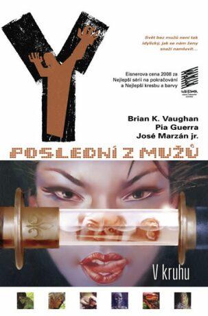 V kruhu - Brian K. Vaughan
