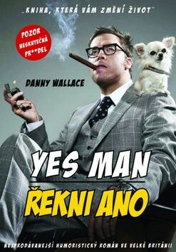 Yes Man Řekni ano - Danny Wallace