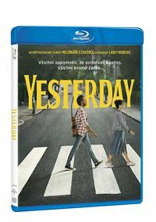 Yesterday - Blu-ray