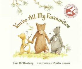 You´re All My Favourites - Sam McBratney