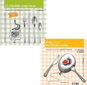 Zachráňte svoje črevo Protiprdkavá kuchárska kniha - Kolektiv