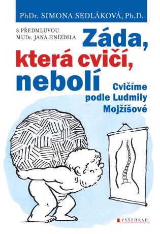 Záda, která cvičí, nebolí - Simona Sedláková