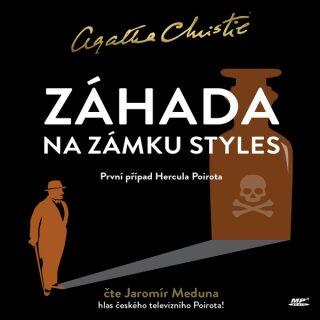 Záhada na zámku Styles - Agatha Christie - audiokniha
