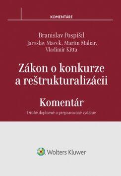 Zákon o konkurze a reštrukturalizácii - Kolektiv