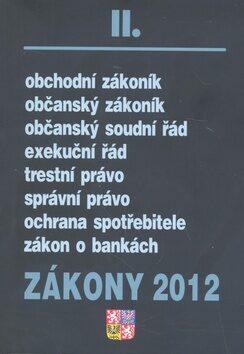 Zákony 2012 II. -