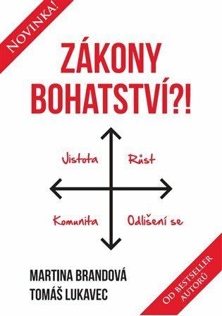 Zákony bohatství - Tomáš Lukavec, Martina Brandová