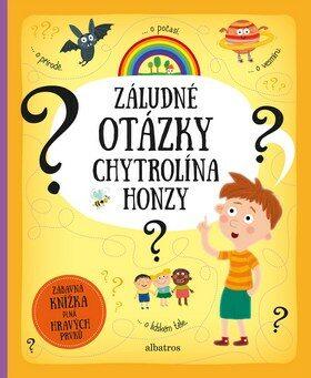 Záludné otázky chytrolína Honzy - Pavla Hanáčková, Tereza Makovská
