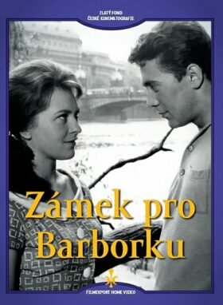 Zámek pro Barborku - DVD (digipack) - neuveden
