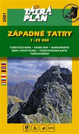 Západné Tatry -