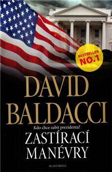 Zastírací manévry - David Baldacci